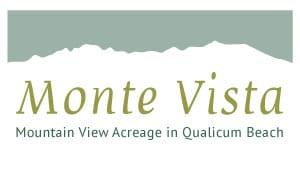 Monte Vista Logo Design
