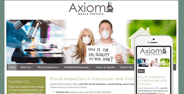 Axiom Mould Experts